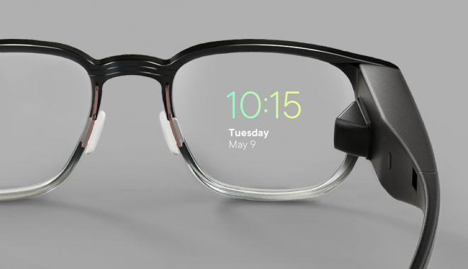 Foto: Google a cumpărat un startup de ochelari smart