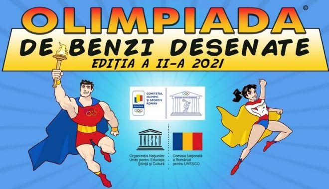 Olimpism / Poveștile campionilor olimpici ai României vor prinde viață la Olimpiada de Benzi Desenate 2021 - olimpismbenzi-1614086930.jpg