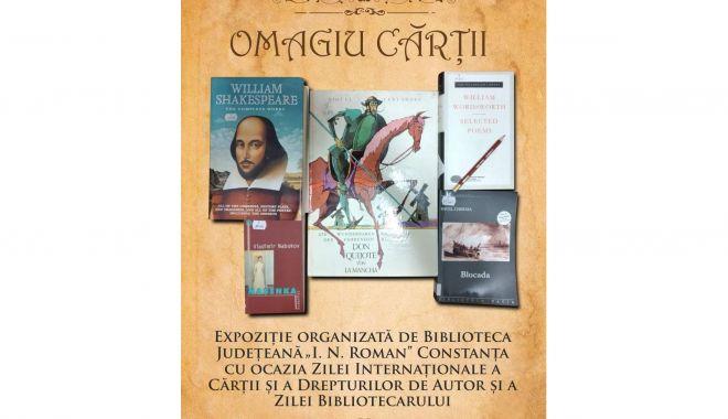 """""""Omagiu Cărții"""", la Biblioteca Judeţeană Constanţa - omagiucartii2-1619026311.jpg"""