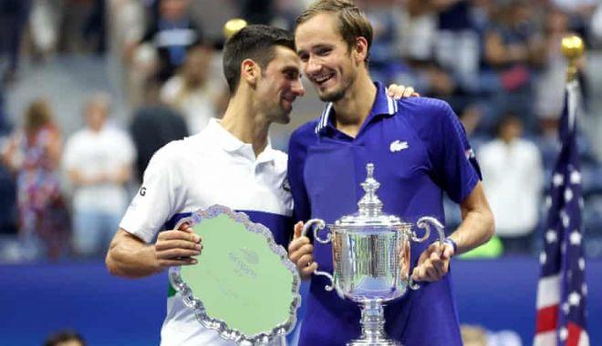 Daniil Medvedev l-a învins pe Novak Djokovic în finala turneului US Open - open-1631513803.jpg