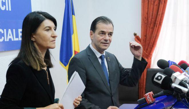 Ludovic Orban şi Violeta Alexandru deschid lista de candidaţi a PNL Bucureşti la Camera Deputaţilor - orbanvioletaalexandru-1603026425.jpg