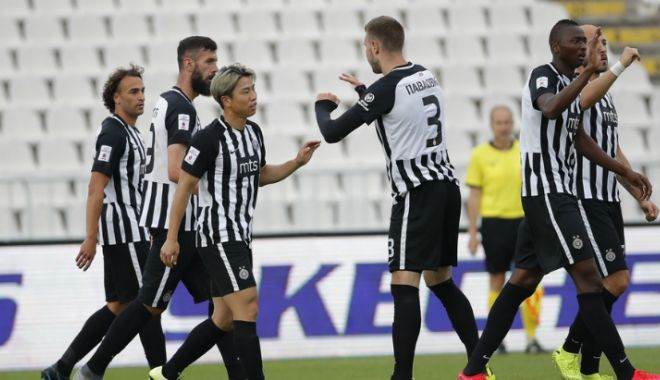 Foto: Partizan Belgrad, în finala Cupei Serbiei