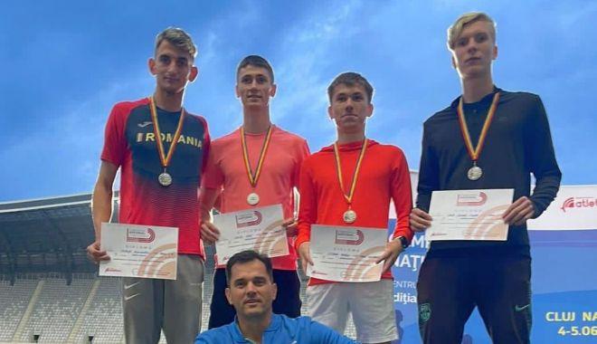 Pasiune şi determinare! Salbă de medalii pentru atleţii Farului la Naţionalele de la Cluj - pasiune32-1623263158.jpg