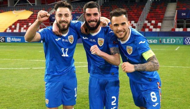 Patru fotbalişti de la FC Viitorul, la naţionala U23, în stagiul de la Marbella - patru-1621603697.jpg