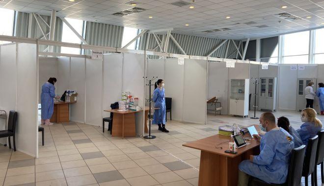 Program prelungit la centrul de vaccinare de la Pavilionul Expoziţional Constanţa - pavilion-1632834026.jpg