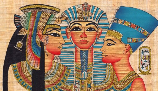 Sunteți pasionați de arta Egiptului Antic? Puteți participa la cursul de pictură! - pictura1-1626887302.jpg