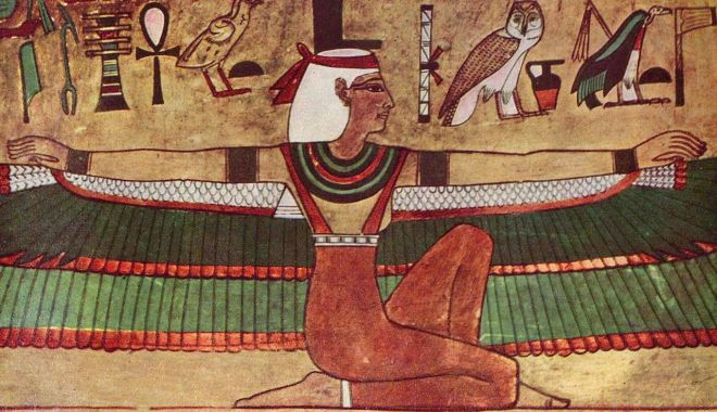 Sunteți pasionați de arta Egiptului Antic? Puteți participa la cursul de pictură! - pictura2-1626887317.jpg