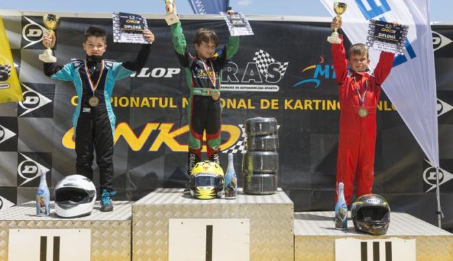 Foto: Piloții constănțeni, din nou pe podiumul Campionatului Național