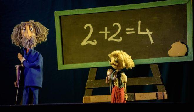 """""""Pinocchio"""", într-o nouă aventură, alături de copii - pinocchio-1603987307.jpg"""