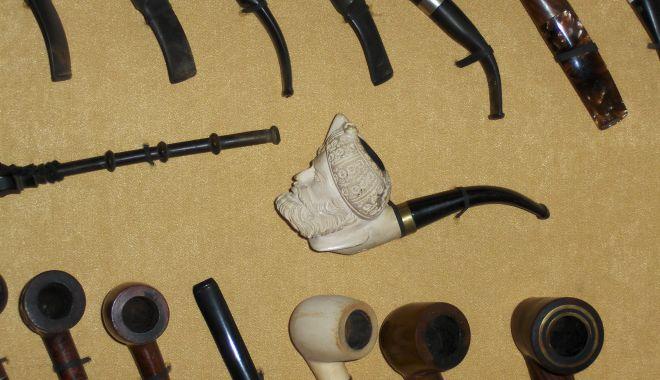 Pipe de colecție, expuse pe site-ul Muzeului de Istorie Constanța - pipe2-1616435056.jpg