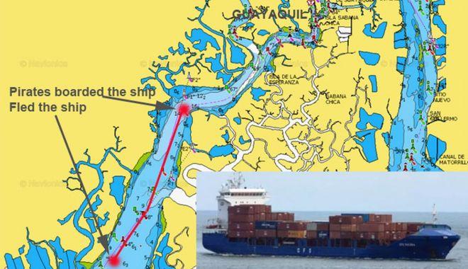 Pirații au jefuit un portcontainer german în Golful Guayaquil - piratiiaujefuitunportcontainerge-1615400613.jpg