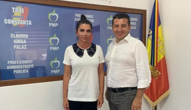 PMP Constanţa deschide lista la Camera Deputaţilor cu Elena Băsescu - pmpelenabasescu2-1602781226.jpg