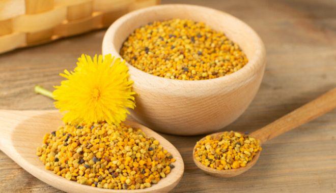 Beneficiile polenului crud: sursă de proteine vegetale - polencrud2-1623156378.jpg