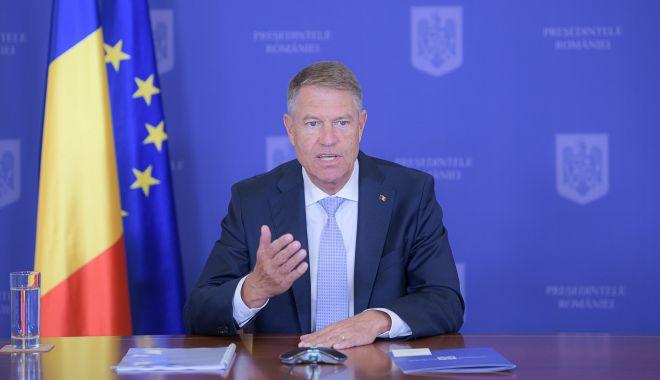 Klaus Iohannis, mesaj de Ziua Eroilor: Prin devotamentul și jertfa lor au fost apărate integritatea și libertatea țării - presedinte-1623318429.jpg