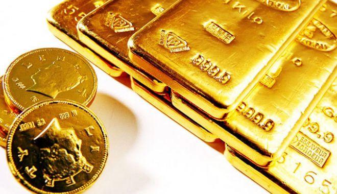 Prețul aurului a scăzut cu 0,55% - pretulaurului1407-1603472706.jpg