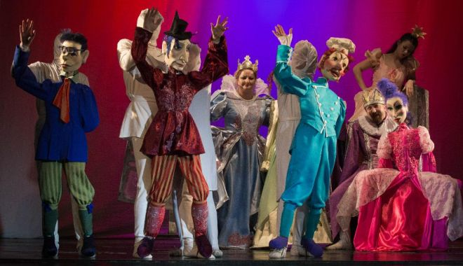 """""""Prinţesa şi broscoiul"""", din nou pe scena Teatrului """"Căluţul de mare"""" - printesasibroscoiul-1616598056.jpg"""