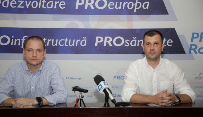 Foto: Pro România, proiecte îndrăznețe pentru Constanța. Sat pescăresc și modernizarea cartierelor