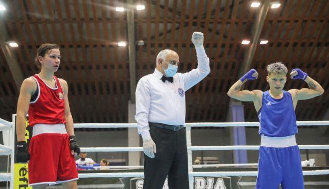 Pugilista Lăcrămioara Perijoc, în semifinalele turneului de la Sofia - pugilista-1614357132.jpg