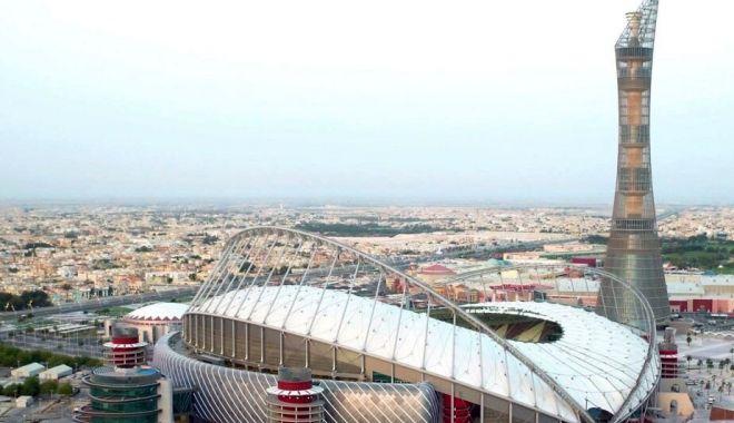 Foto: Qatarul a inaugurat un stadion în plină pandemie