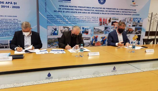 RAJA modernizează și dezvoltă reţelele de apă din Agigea şi Eforie, cu fonduri europene - raja1-1618594604.jpg