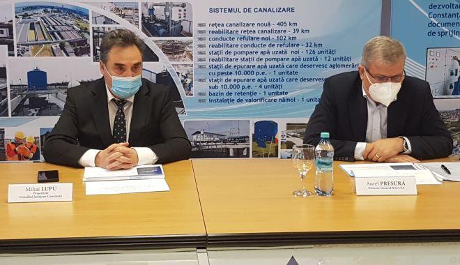 RAJA modernizează și dezvoltă reţelele de apă din Agigea şi Eforie, cu fonduri europene - raja3-1618594625.jpg