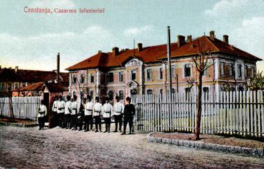 Foto: Cum a fost nimicit cuibul  de legionari din Constanța.  Mărturii de la istoricul eveniment