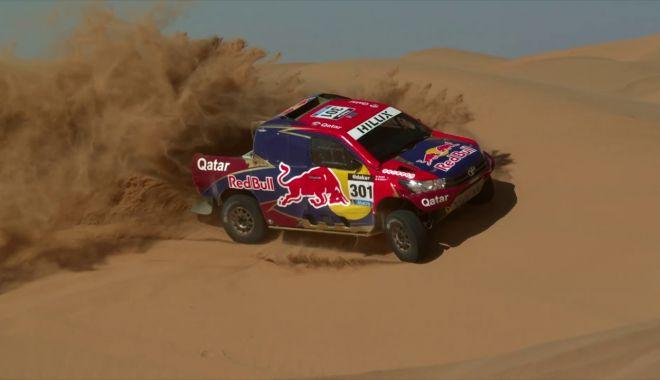 Foto: Arabia Saudită va găzdui în premieră Raliul Dakar