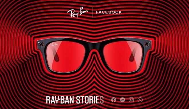 VIDEO / Facebook a prezentat ochelarii inteligenți pe care i-a realizat împreună cu Ray-Ban - raybanfacebookbrille-1631254808.jpg