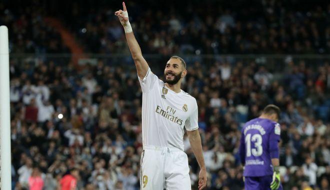 Foto: Reprezentație incredibilă data de Real Madrid