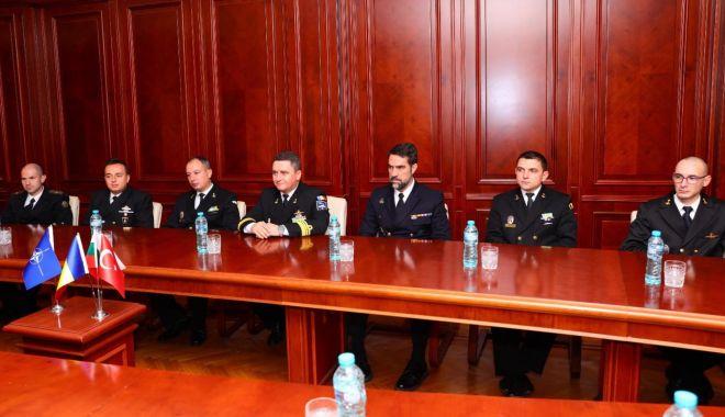 Relațiile dintre România, Turcia și Bulgaria, discutate în cadrul unei vizite la Constanța - relatiiledintreromania-1579265847.jpg