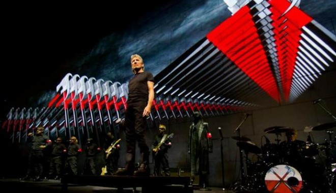 Foto: VIDEO / Roger Waters, SHOW de EXCEPȚIE la București