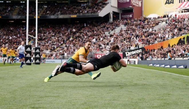 Rugby / Noua Zeelandă învinge Australia. 46.000 de spectatori, în tribune! - rugby-1603025546.jpg