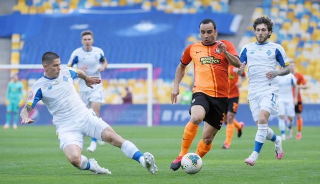 Foto: Șahtior Donețk a câștigat derby-ul cu Dinamo Kiev