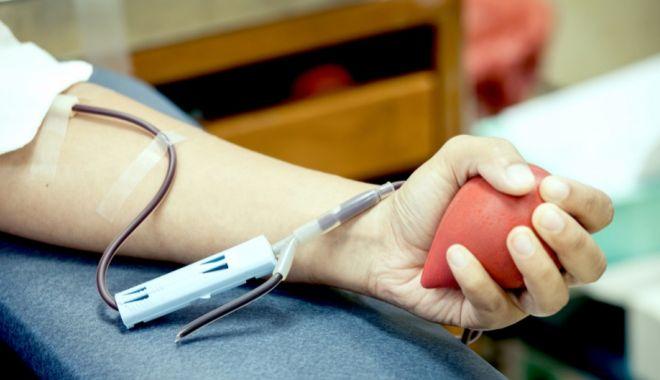 Foto: Rompetrol recompensează donatorii de sânge