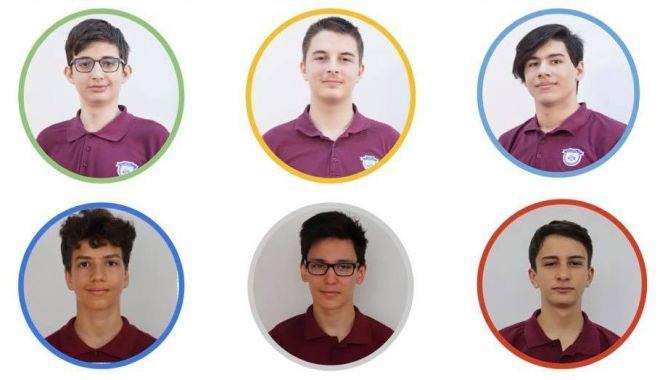 Şase elevi, calificaţi la Olimpiada de Informatică - saseelevi-1616523360.jpg