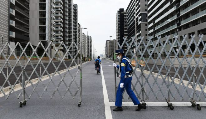 A fost confirmat primul caz de coronavirus în Satul Olimpic din Tokyo, înaintea deschiderii Jocurilor Olimpice - satulolimpic1-1626599035.jpg