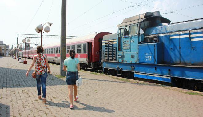 Foto: Măsuri drastice în cazul unui șef de tren. Pentru ce a fost pedepsit de conducere