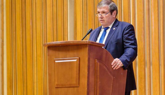 Foto: Senatorul Ștefan Mihu, interpelare pe tema începutului de an școlar