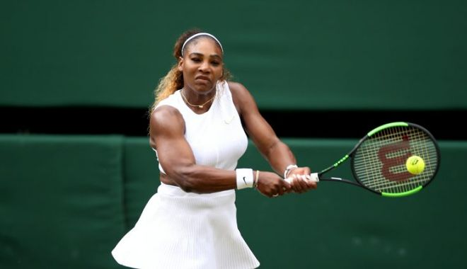 Foto: Serena Williams, debut cu dreptul la Lexington