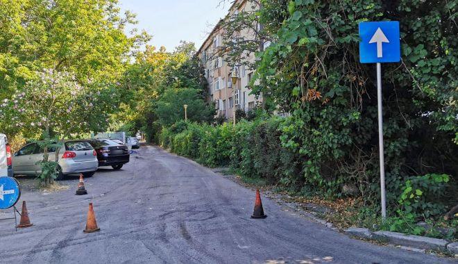 Resistematizare rutieră. Dublu sens de circulaţie, pe strada Pictor Ștefan Luchian din Constanţa - seschimba-1627310817.jpg