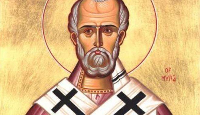 Peste 800.000 de români își serbează onomastica de Sfântul Nicolae - sfantulnicolae-1607170480.jpg
