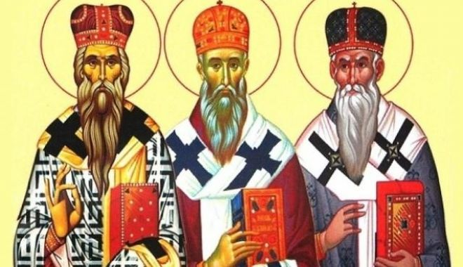 Ce sfinţi sărbătoreşte astăzi Biserica Ortodoxă - sfintiiierarhiilieiorestsimionst-1619241798.jpg