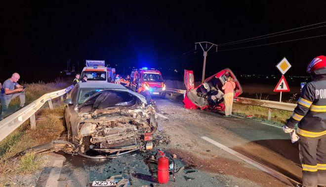 Județul Constanța: Acident rutier mortal pe varianta Ovidiu - smurd-1631644177.jpg