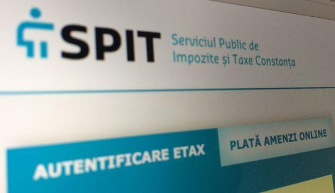 SPIT Constanța: Accesează serviciile online pentru plata impozitelor și taxelor locale sau amenzilor - spit-1605873107.jpg