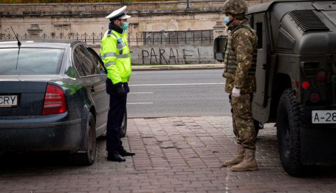 Foto: Aproape 1.900 de militari au participat la acțiuni împotriva răspândirii COVID-19