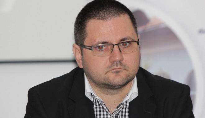 Foto: Fostul șef al DSP Constanța, confirmat cu COVID-19