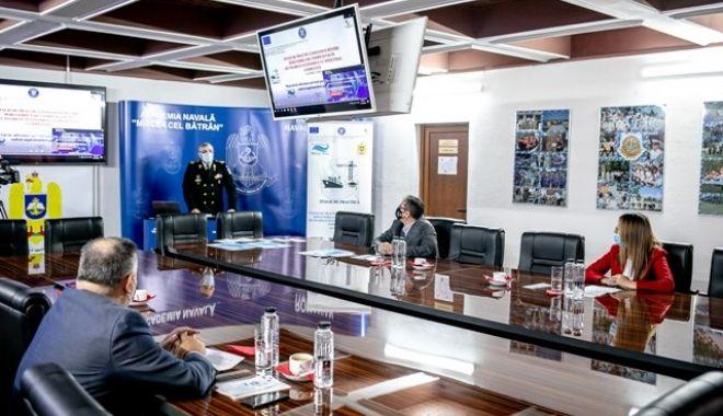"""Stagii de practică inovative, pentru studenţii Academiei Navale """"Mircea cel Bătrân"""" - stagiidepracticainovative-1605716366.jpg"""