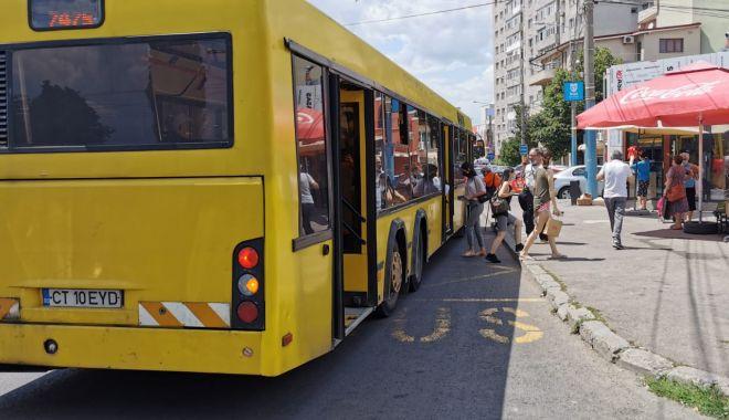 Staţia de autobuz de pe I.G. Duca, spre Casa de Cultură, va fi mutată - statia-1626962316.jpg