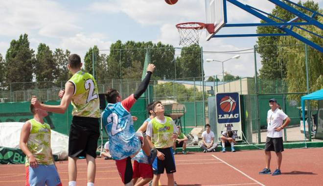 Foto: Streetball-ul revine la Constanța! Astăzi, ultima zi de înscrieri la Summer 3x3 Madness