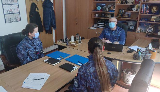 """Studenţii Academiei Navale """"Mircea cel Bătrân"""", pregătiţi în domeniul securităţii cibernetice - studentiiacademiei-1619112371.jpg"""